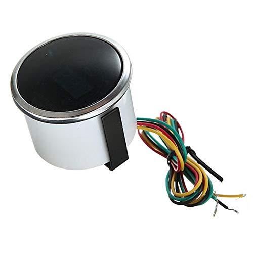 Motorrad-Komponenten Digitale LED-Komboanzeige Smoke Gesicht Luft-Kraftstoff-Verhältnis AFR Volt Blau, Top-Qualität