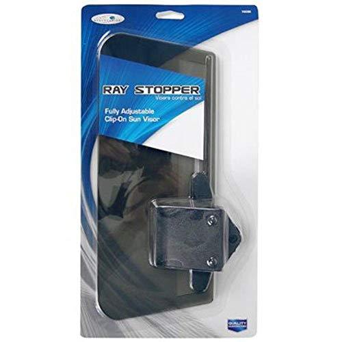 Smoke Color Ray Stopper Sun Visor - Custom Accessories 70006