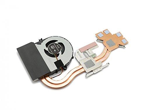 ACER Aspire F17 (F5-771G) Original Dis/CPU-Lüfter inkl. Kühler 15W TDP