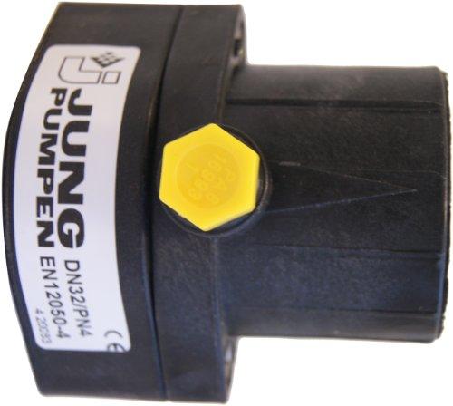 Jung Pumpen JP09739 Rückschlagklappe 11/4 Zoll, für Modelle U3, U5, U6, J67