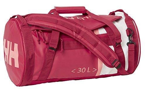 Helly Hansen HH Duffel Bag 2 Bolsa de Viaje, 45 cm, 50 litros, Persian Red