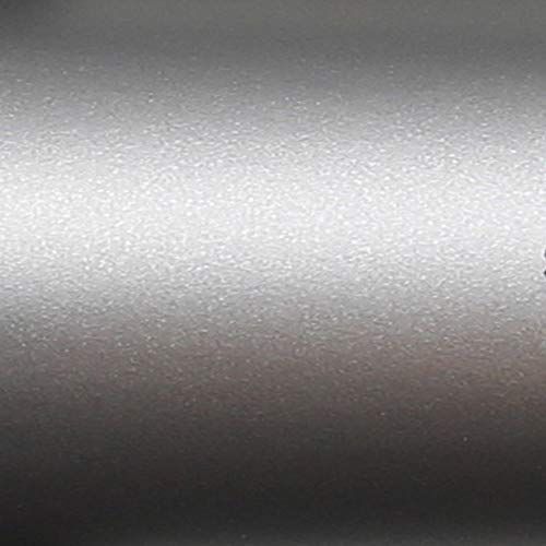 TipTopCarbon 10,83€/m² Möbelfolie Silber/Silver Matt Klebefolie 2m x 60cm Selbstklebende Plotterfolie Matte