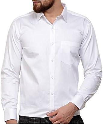 White Horse - Camisa Formal - con Botones - para Hombre