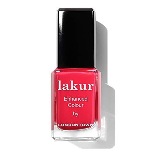 Londontown Lakur Nagellack, leuchtend rosa – London ruft
