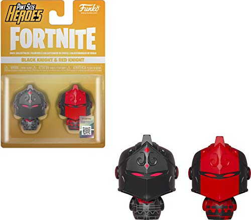 Pint Size Heroes: Fortnite: Black Knigth & Red Knight