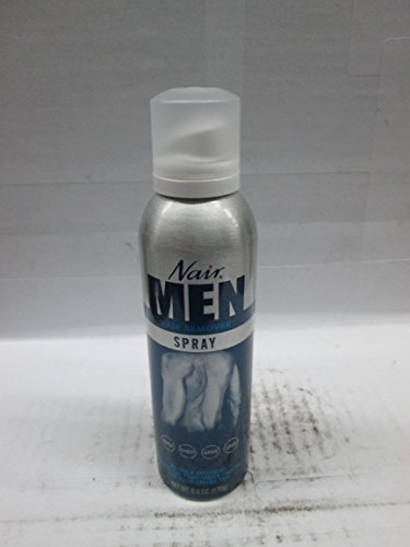 Nair Hair Remover Mens Spray 6 Ounce 177ml Buy Online In
