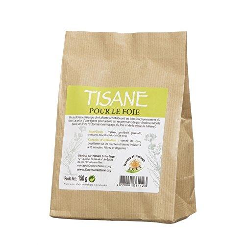 Tisane dépurative pour le foie - 150 g