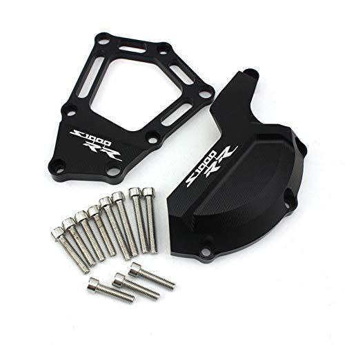 WONYAN Motocicleta Piezas For BMW S1000RR 2009-2014 RR S 2015 CNC Protector del motor protector de la cubierta del motor exclusivo de ahorro de estator Estuche deslizable partes de motos