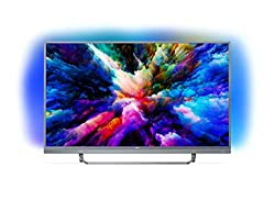Philips 49PUS7503/12 124 cm (49 Zoll) UHD LED Fernseher (4K Ultra HD, Android TV)