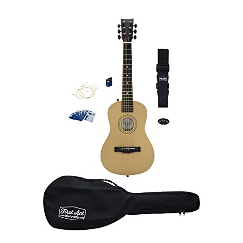 First Act Discovery Acoustic 30' Guitar Beginner Starter Pack