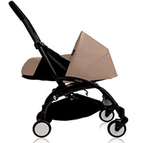 Learn More About BabyZen - YOYO Newborn Plus Black with Taupe
