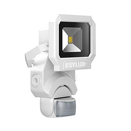 ESYLUX LED-Strahler SUNAFLTR1000830MDWH weiß OFL/AFL Sun Downlight/Strahler/Flutlicht 4015120810022