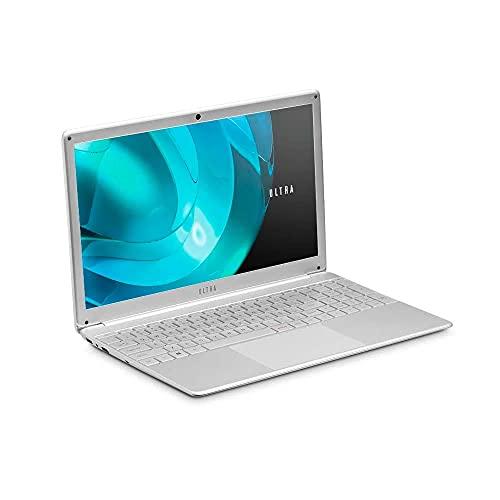 """Notebook Ultra 15"""" Intel Core i5 8GB 240GB SSD Windows 10, UB522, Prata"""
