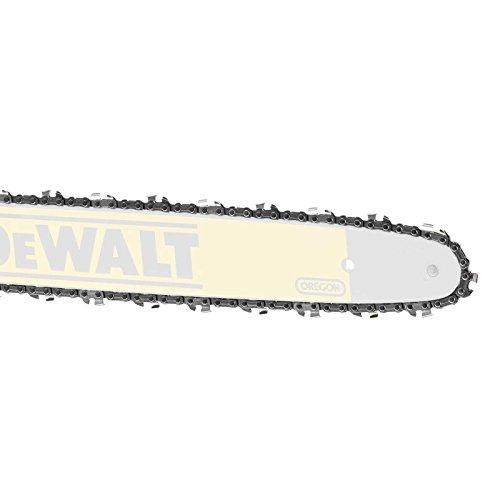 DEWALT DT20664-QZ - Cadena cromada 46cm contragolpe Oregón perfil 3/8