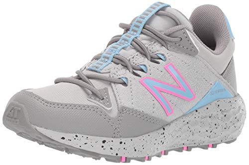 New Balance Girls' Craig V1 Running Shoe, rain Cloud/Summer Sky/Light Peony, 13.5 M US Little Kid