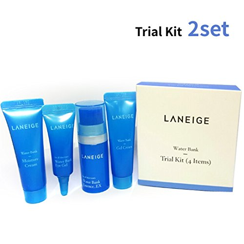 Laneige Water Bank Trial Kit (4Items) 2set