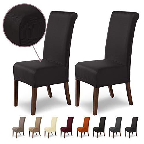 mächtig der welt Stuhlbezug SCHEFFLER-Home Marie    Set mit 2 Antifouling-Bezügen für elastische Stühle  …