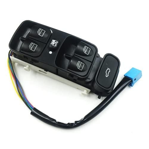 YSAZA 2038210679 2038200110 Nuevo Interruptor de Ventana eléctrico Interruptor de Ventana de Control de energía, para Mercedes-Benz W203 C180 C200 C200K C230