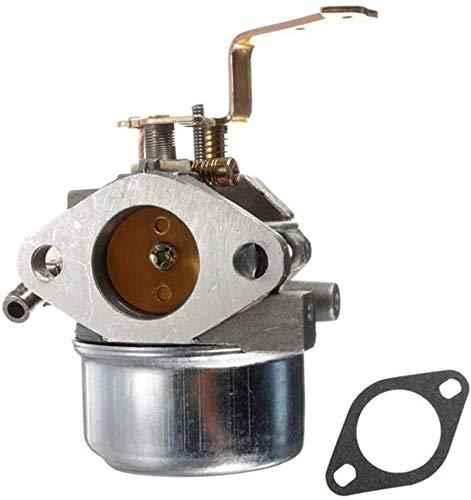 FHSF Reemplace la Parte del Motor del carburador for Tecumseh 640152A 640023 640051 HM80 HM100 Acumuladores de inyección Kit de carburador Carbo 113