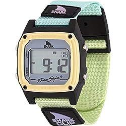 cheap Freestyle Shark Classic Clip Green Tea FS101059 Unisex Watch