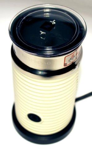 Nespresso Aeroccino 3 Milchaufschäumer, Weiß