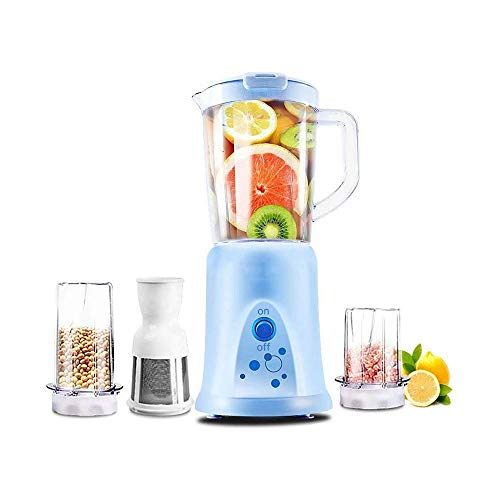 Lowest Price! DFRgj Juicer Smoothie Blender, Multi Juicer with Stainless Steel Blades and Micro Swit...