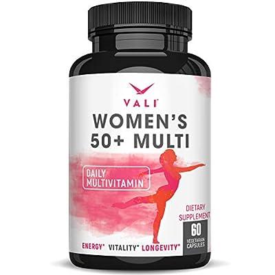 50 Daily Multivitamin Senior Multi Vitamin  Mineral