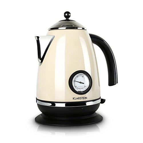 Klarstein Wassserkocher Teekannen Design