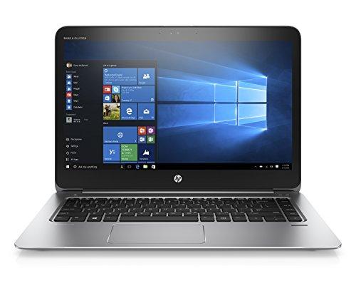 HP EliteBook Notebook 1040 G3, Schermo Retroilluminato 14', Intel Core I7-6500U, RAM SSD da 8 GB, 512 GB, M2 SATA, Argento