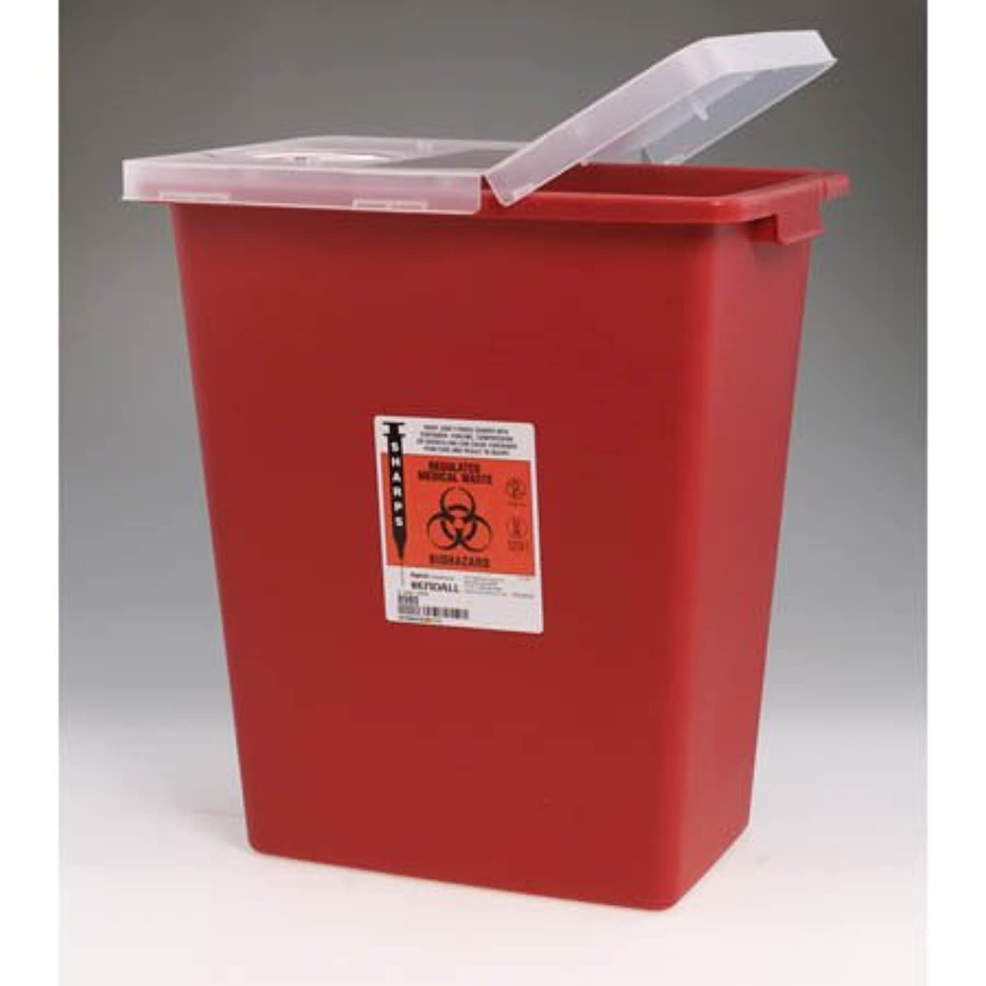 Kendall Volume Sharps Containers, Large