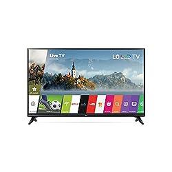 Image of LG Electronics 43LJ5500 43-Inch 1080p Smart LED TV (2017 Model): Bestviewsreviews
