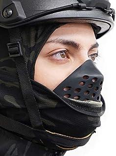 【MOECo.】 サバゲー マスク フェイスマスク フェイスガード サバイバルゲーム コスプレ