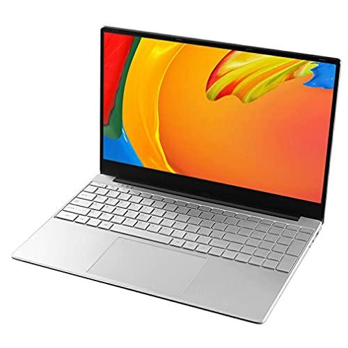 Portátil, portátil de 15 pulgadas, Windows 10, cámara frontal de 300.000, unidad de estado sólido, tarjeta gráfica integrada J4125 8G+128G/256G/512G (opcional) (8G+256G、)