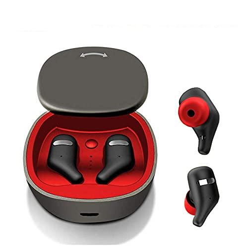 Bluetooth 5.0 auriculares TWS auriculares inalámbricos mini 3D estéreo sonido alta fidelidad deporte IPX5 HD MIC manos libres para todo el teléfono BJY969