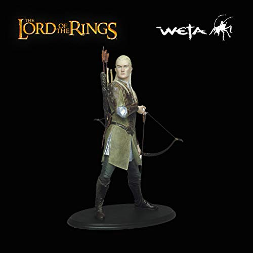 Legolas Greenleaf Figure from The Fellowship of the Ring by Sideshow