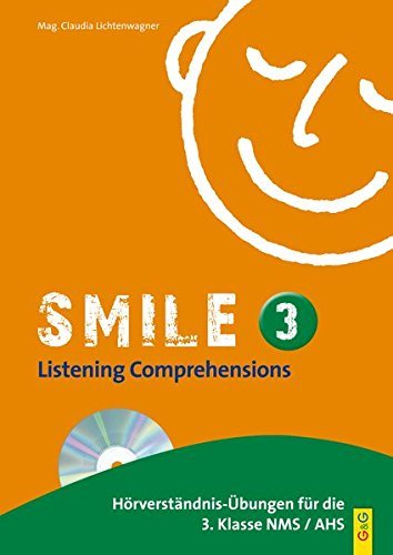Smile - Listening Comprehensions 3 mit CD