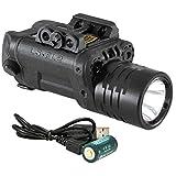 LaserTac FL2GR Dual Laser (Red & Green Laser...