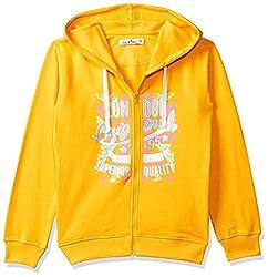 PalmTree Girls Regular Fit Jacket