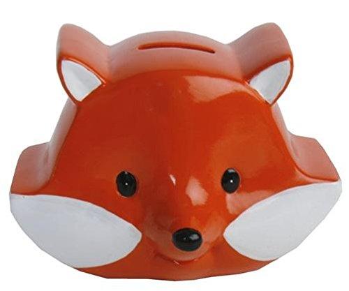Keramik-Spardose Fuchs Ede