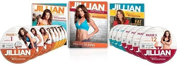 Jillian Michaels Body Revolution by Gaiam