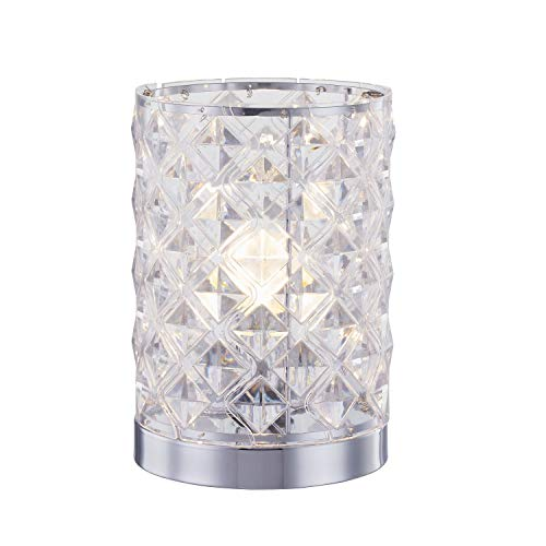 Table Lamps for Lounge, Bedside Table Lamp for Bedroom, Living Room, Nightstand Light