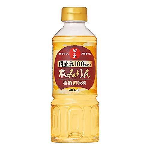Hon Mirin (der Echte) 14% Alc. Reiswein zum Kochen, Süßer Kochreiswein Honmirin aus Japan