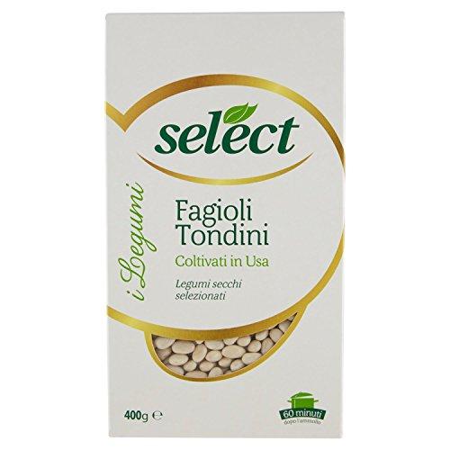 Select Fagioli Tondini - 400 gr