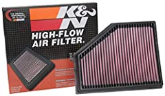 ULTIMATE LONGEVITY: 10-Year/Million Mile Limited Warranty protects for the life of your vehicle. ENGINEERED POWER: State-of-the-art filtration media provides up to 50% more airflow than disposable paper filters to increase power and acceleration. Clo...