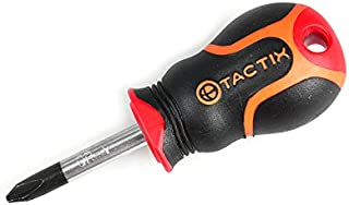Tactix Screwdriver Ph #2x38mm(1-1/2 Inch) - Ttx-205035