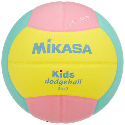 Mikasa SD20 Kids Dodge Ball No. 2