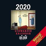 Uli Stein Schwarzer Kalender 2020 - Uli Stein