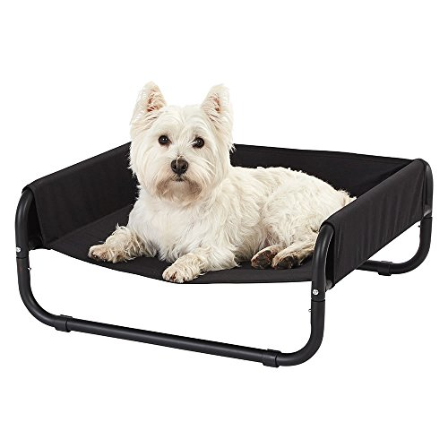 Bunty Elevated Sided Dog Bed Portable Waterproof Outdoor Raised Camping Pet Basket - Small