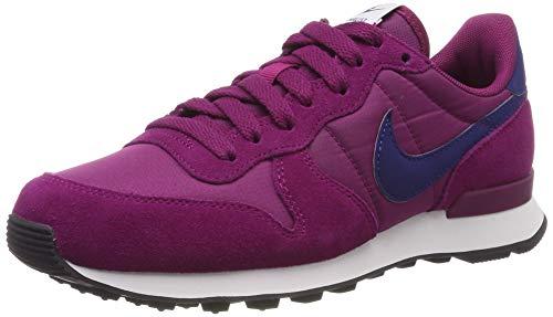 Nike Internationalist Women's Shoe, Scarpe da Running Donna, Viola (True Berry/Blue Void/Summit White/Black 616), 35.5 EU