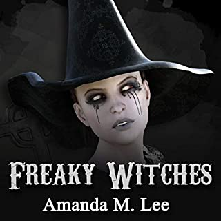 Freaky Witches cover art